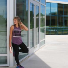 Back to Campus Style: Athletic Wear!