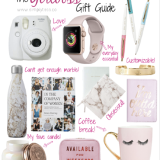 Holiday Gift Guide 2017: The Girlboss